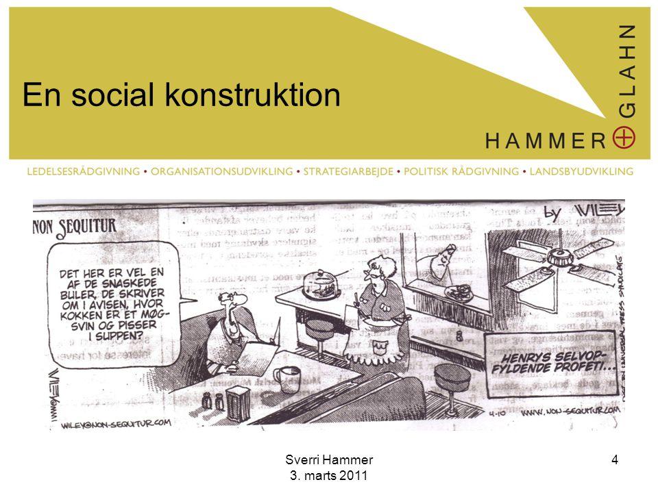 En social konstruktion