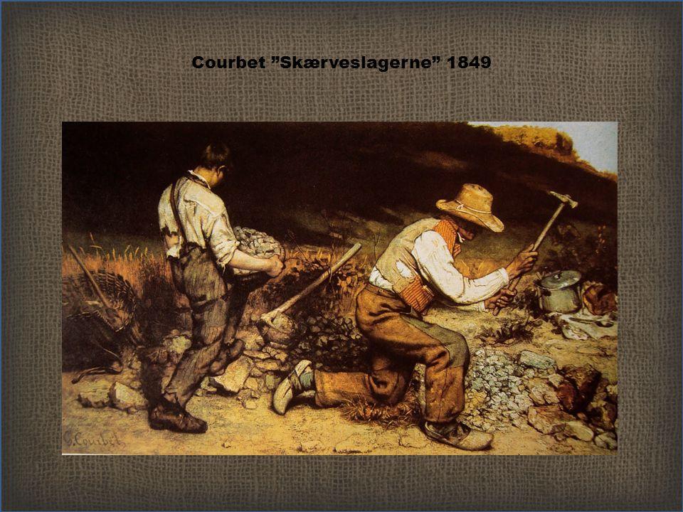 Courbet Skærveslagerne 1849