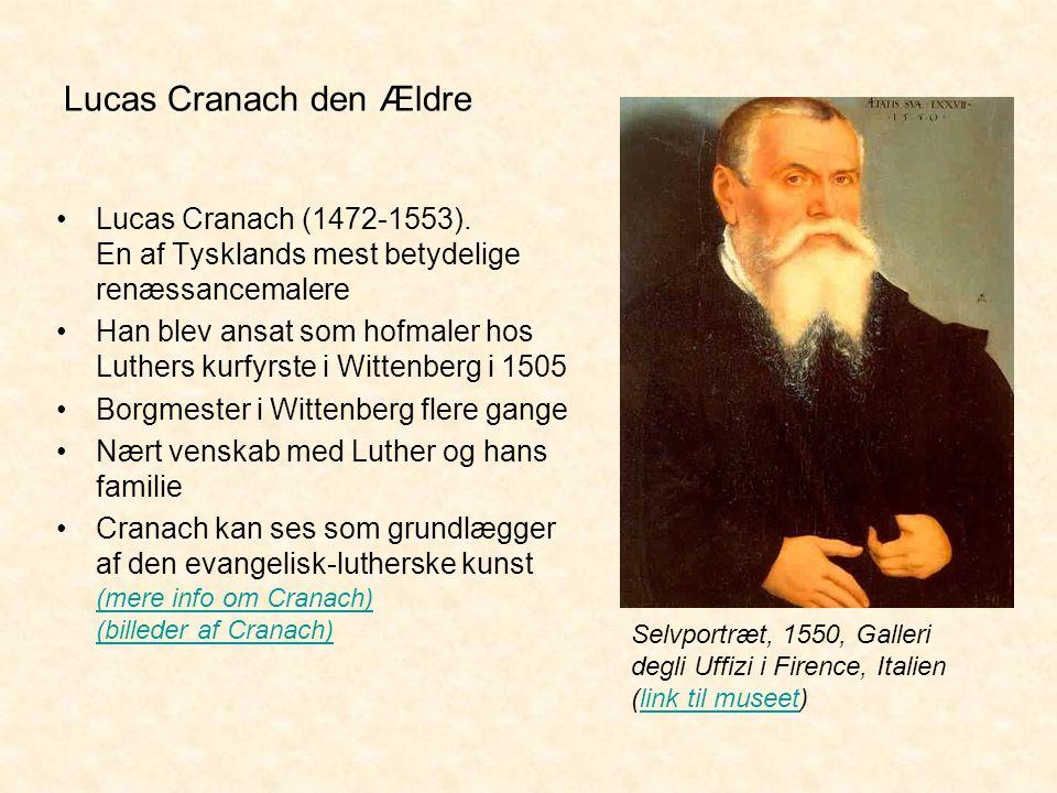 Lucas Cranach den Ældre