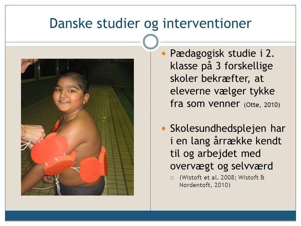 Danske studier og interventioner
