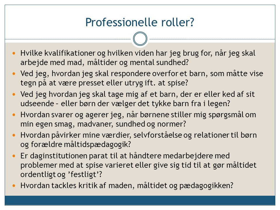 Professionelle roller