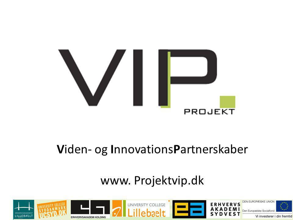 Viden- og InnovationsPartnerskaber