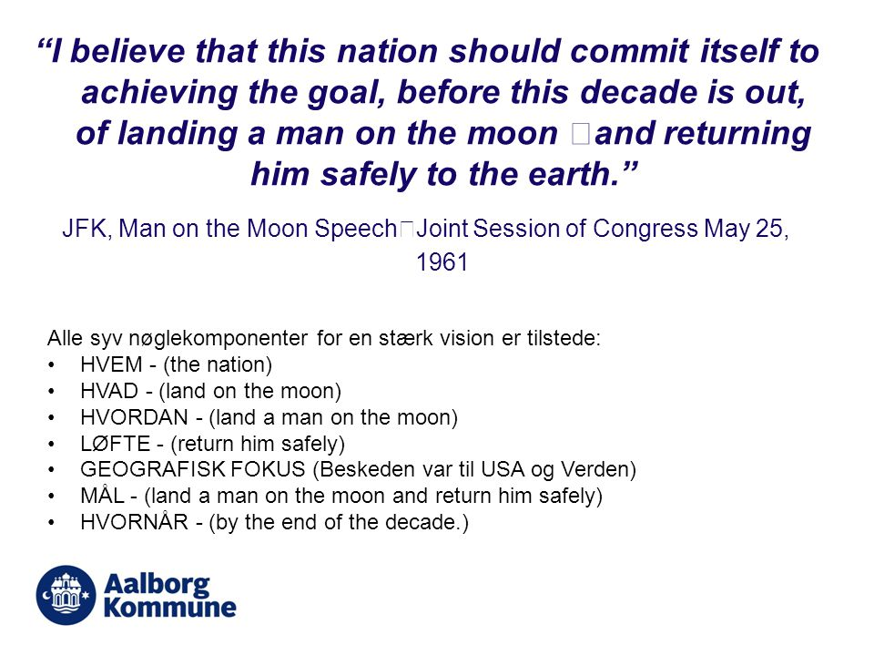 JFK, Man on the Moon Speech Joint Session of Congress May 25, 1961