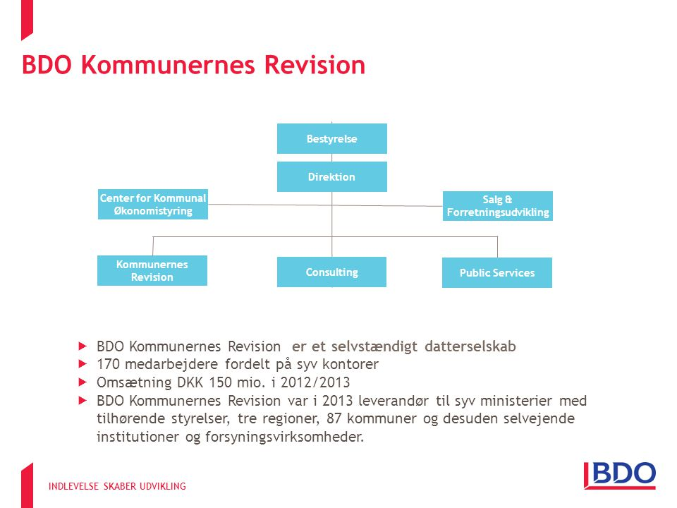 BDO Kommunernes Revision
