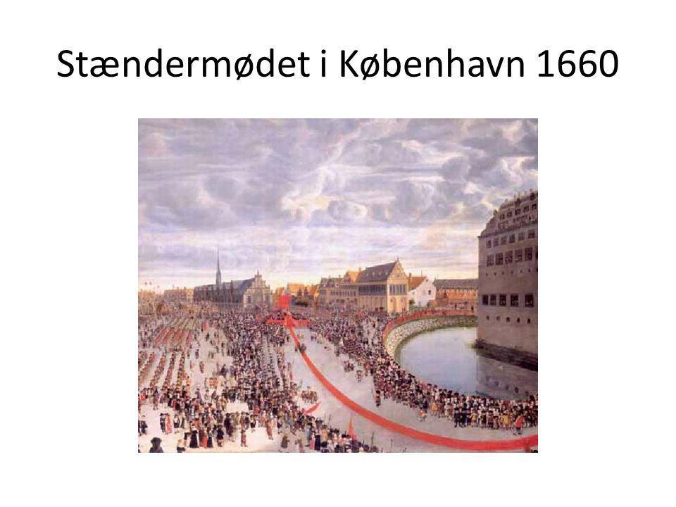 Stændermødet i København 1660