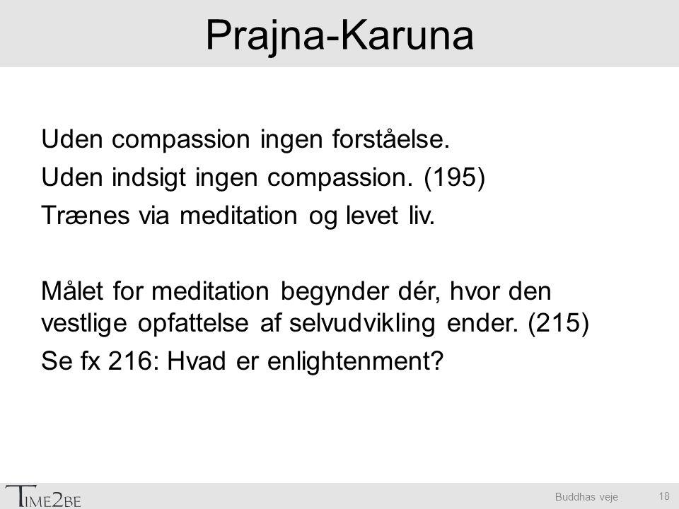 Prajna-Karuna