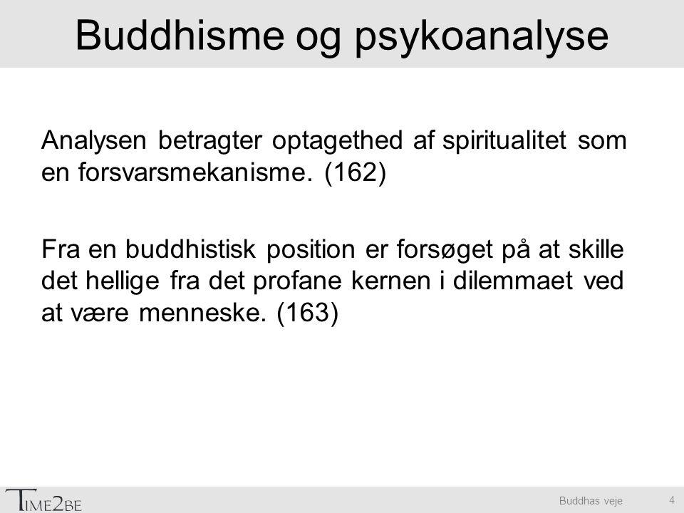 Buddhisme og psykoanalyse