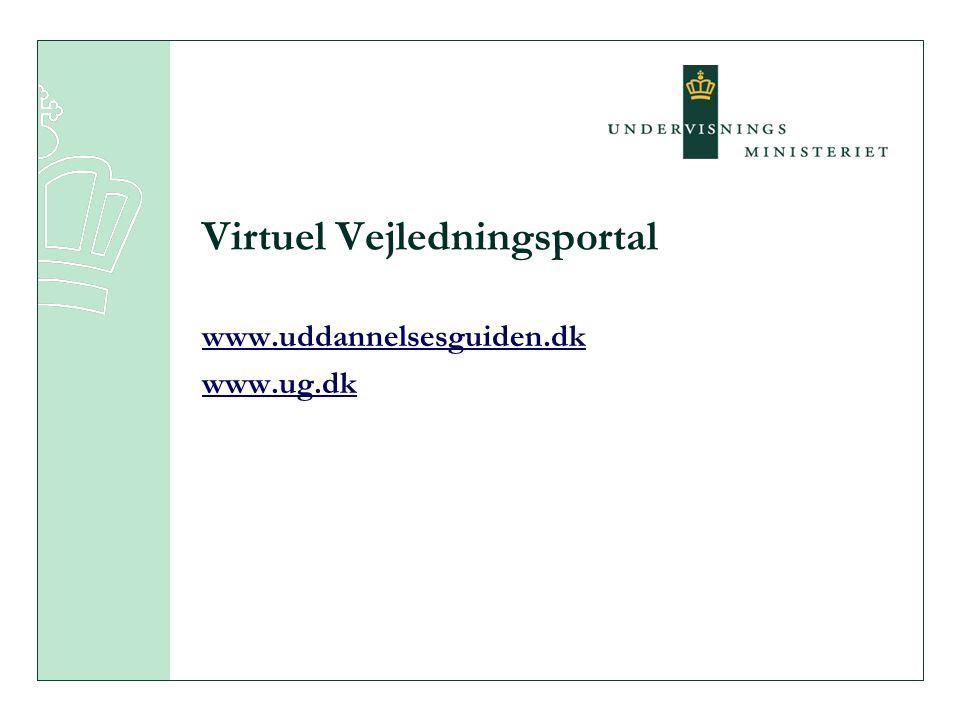 Virtuel Vejledningsportal