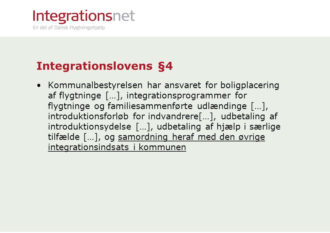 Integrationslovens §4