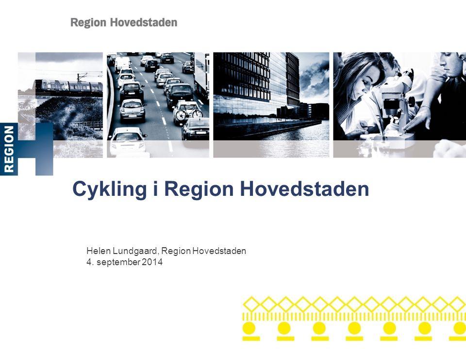 Cykling i Region Hovedstaden