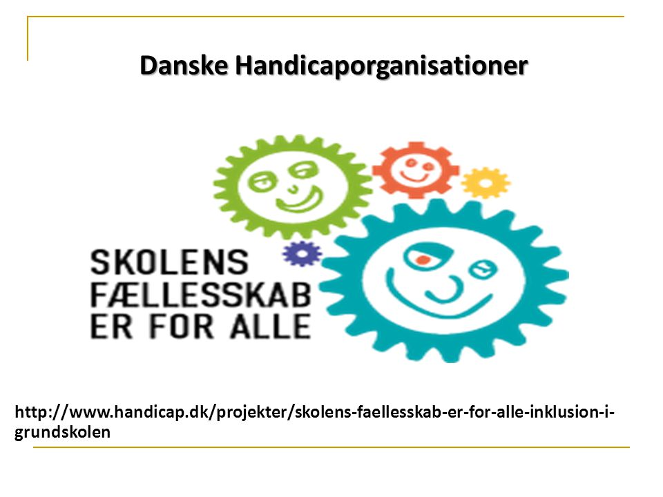 Danske Handicaporganisationer