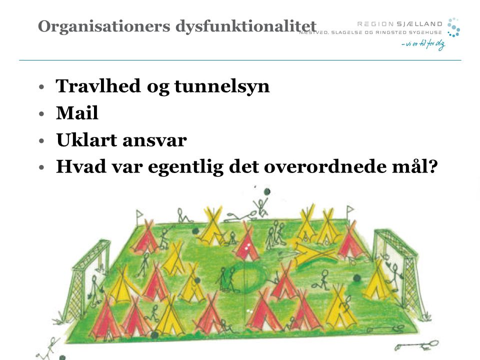 Organisationers dysfunktionalitet