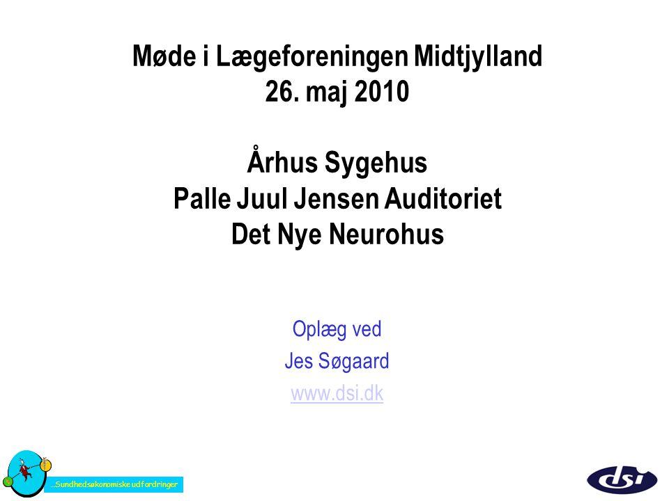 Møde i Lægeforeningen Midtjylland 26