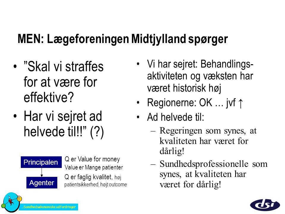 MEN: Lægeforeningen Midtjylland spørger