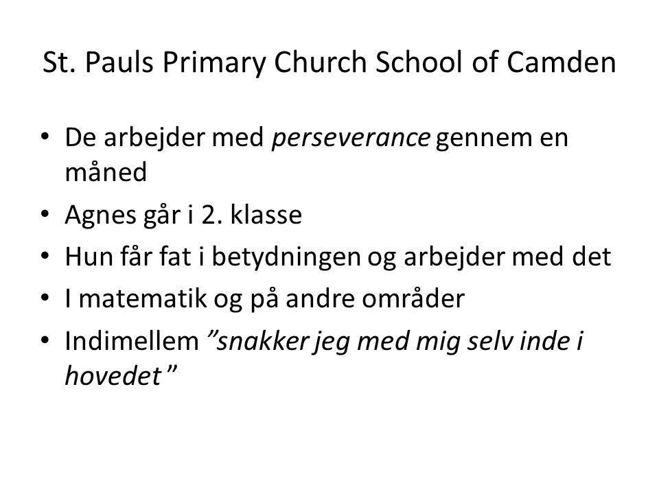 St. Pauls Primary Church School of Camden