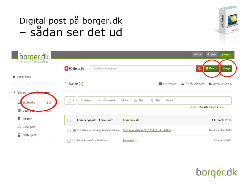 Din kontakt med det offentlige starter på nettet - ppt video online download