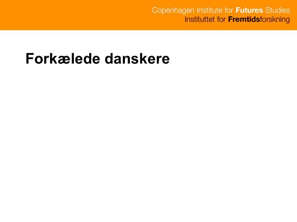 Forkælede danskere