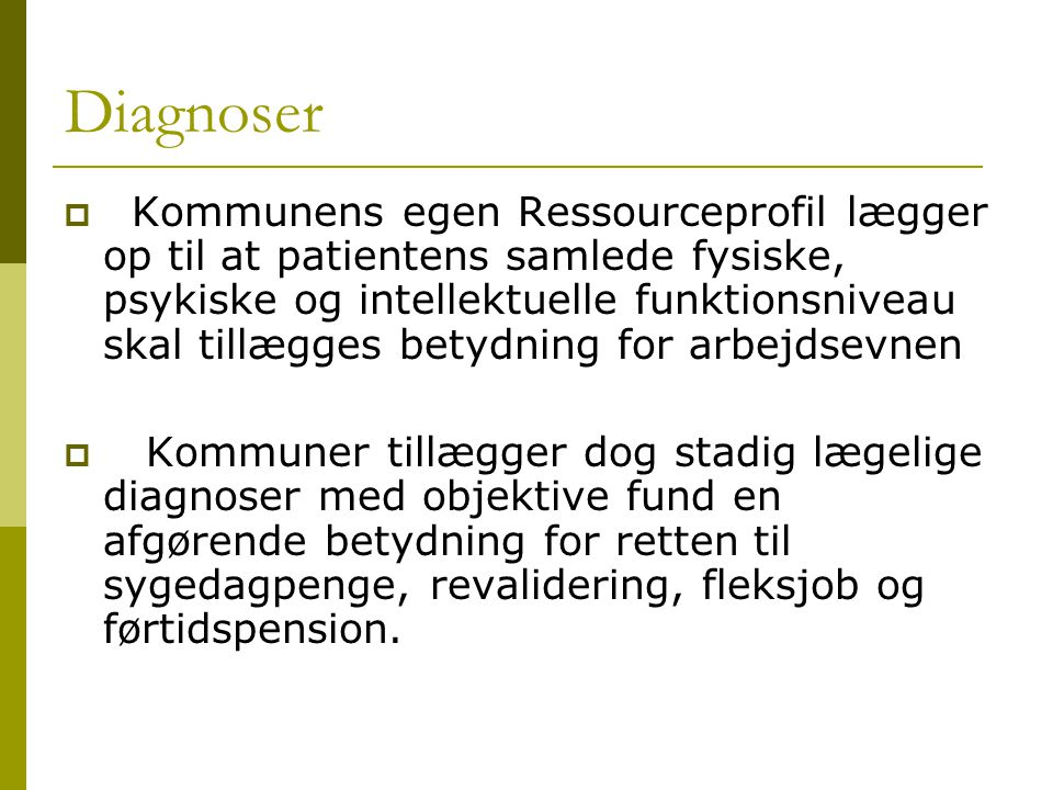 Diagnoser