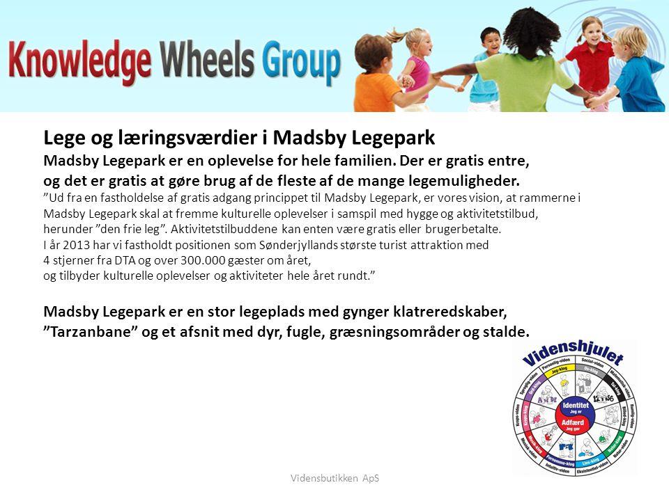 Lege og læringsværdier i Madsby Legepark