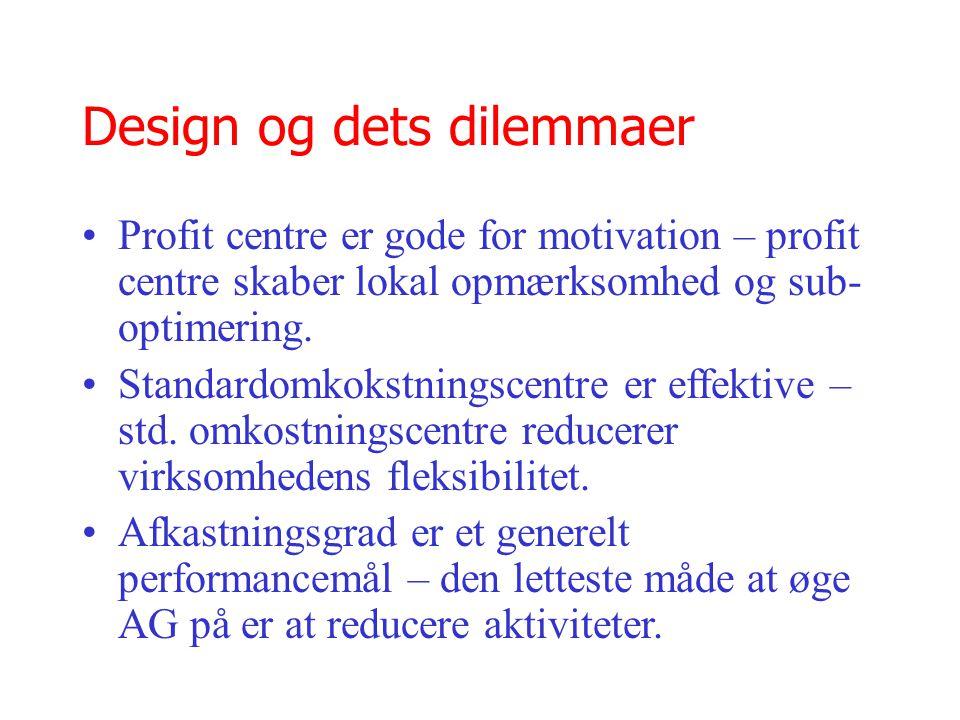Design og dets dilemmaer