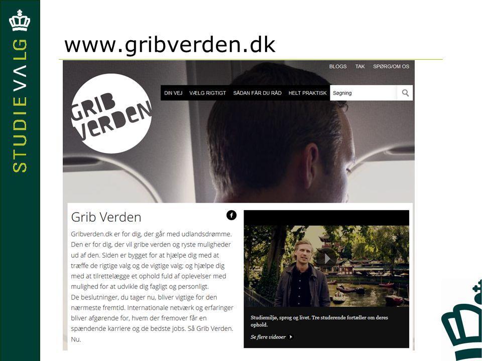 www.gribverden.dk