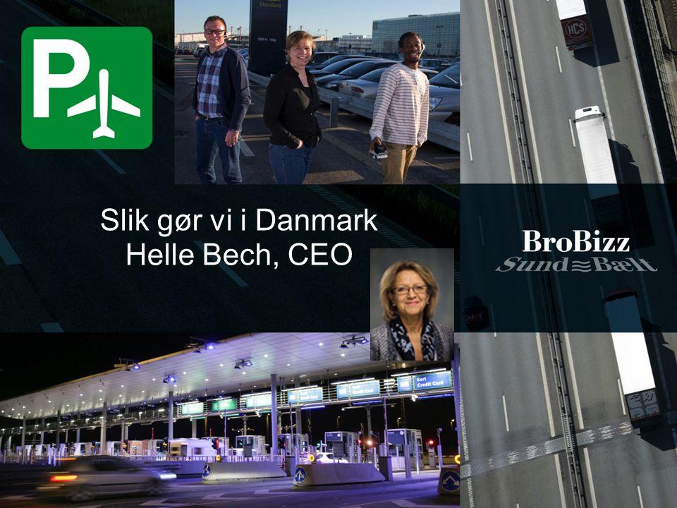 Slik gør vi i Danmark Helle Bech, CEO