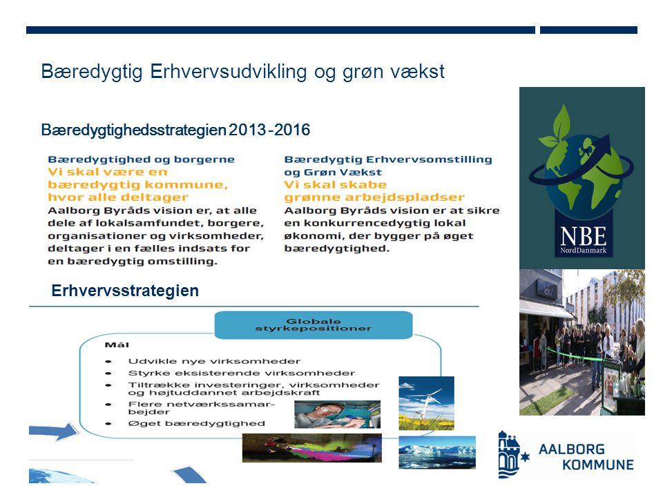 Bæredygtig Erhvervsudvikling og grøn vækst