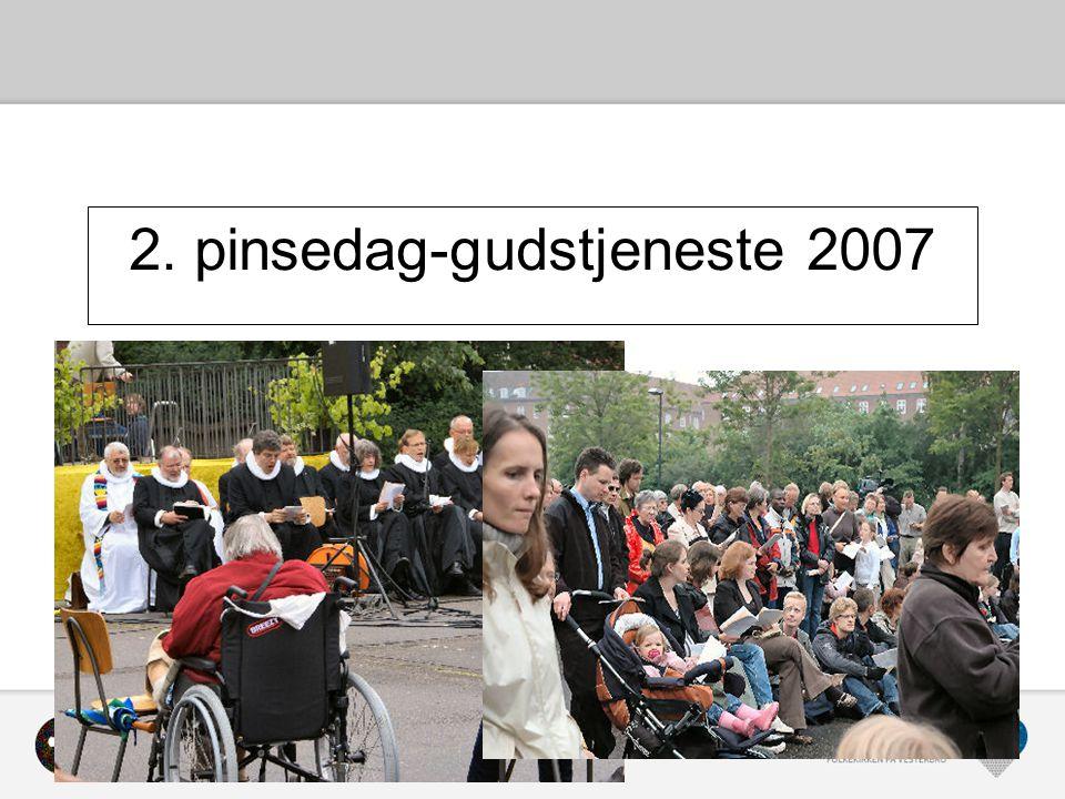 2. pinsedag-gudstjeneste 2007