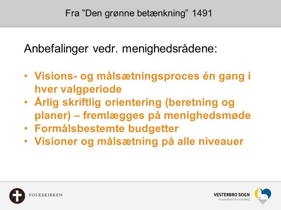 Fra Den grønne betænkning 1491