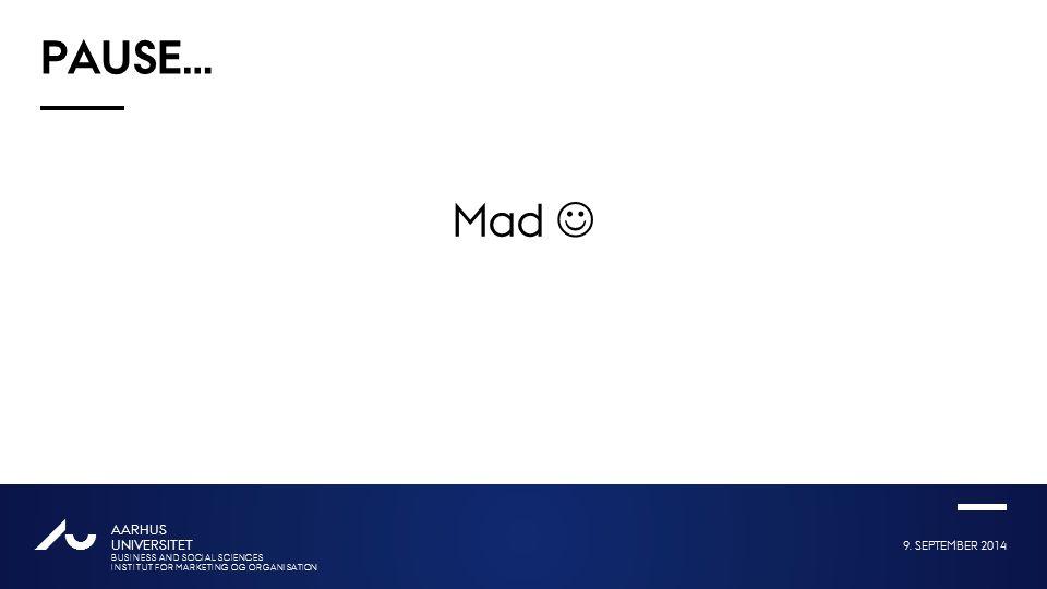 Pause… Mad 