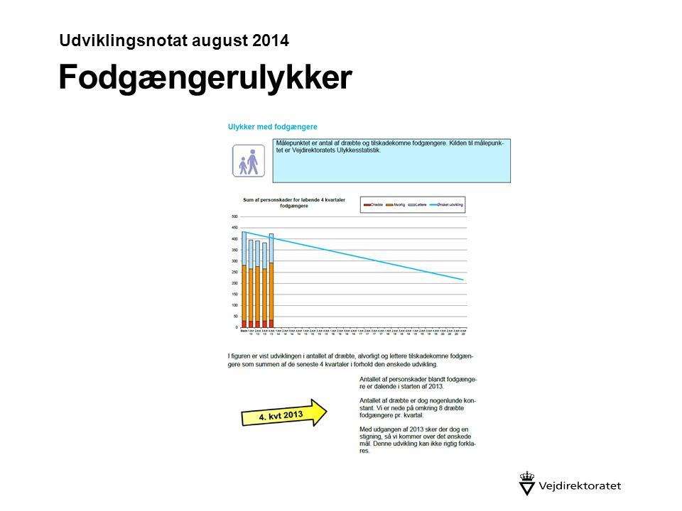 Udviklingsnotat august 2014