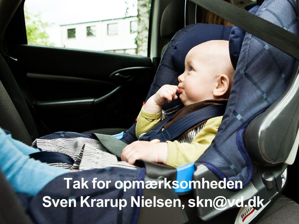 Tak for opmærksomheden Sven Krarup Nielsen, skn@vd.dk