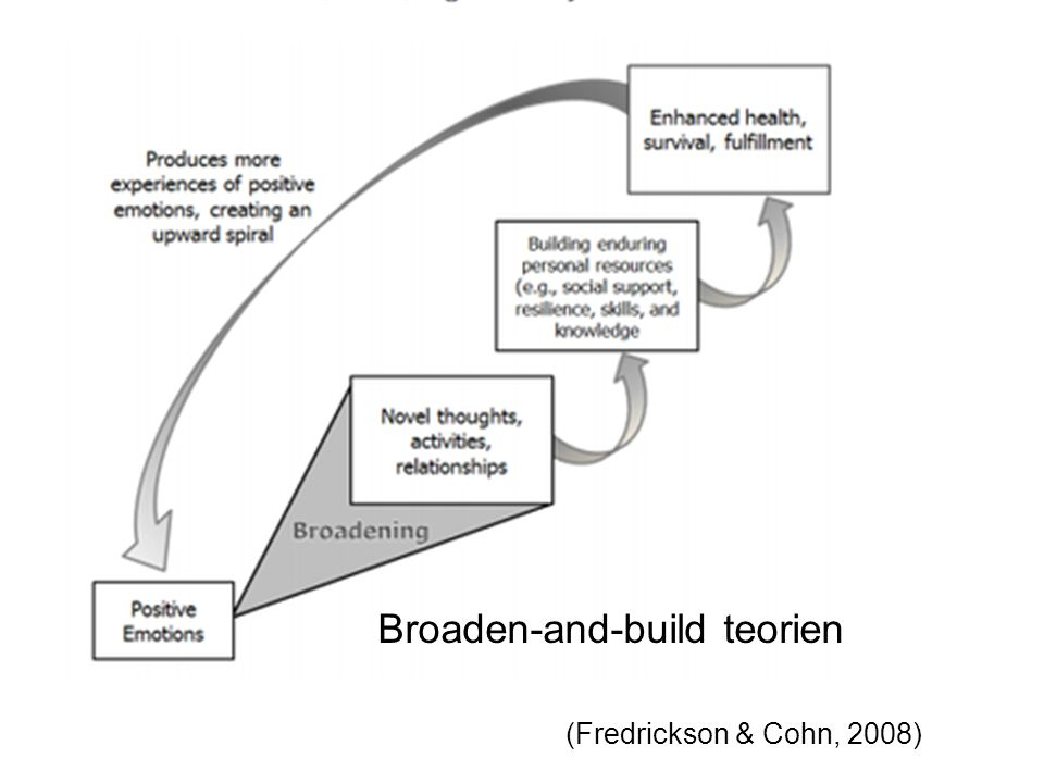 Broaden-and-build teorien