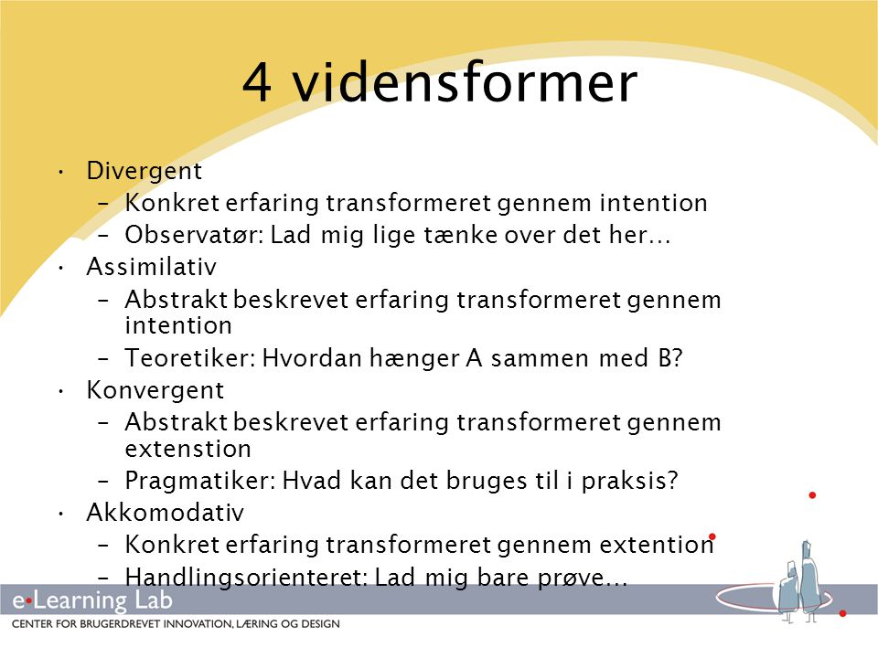 4 vidensformer Divergent