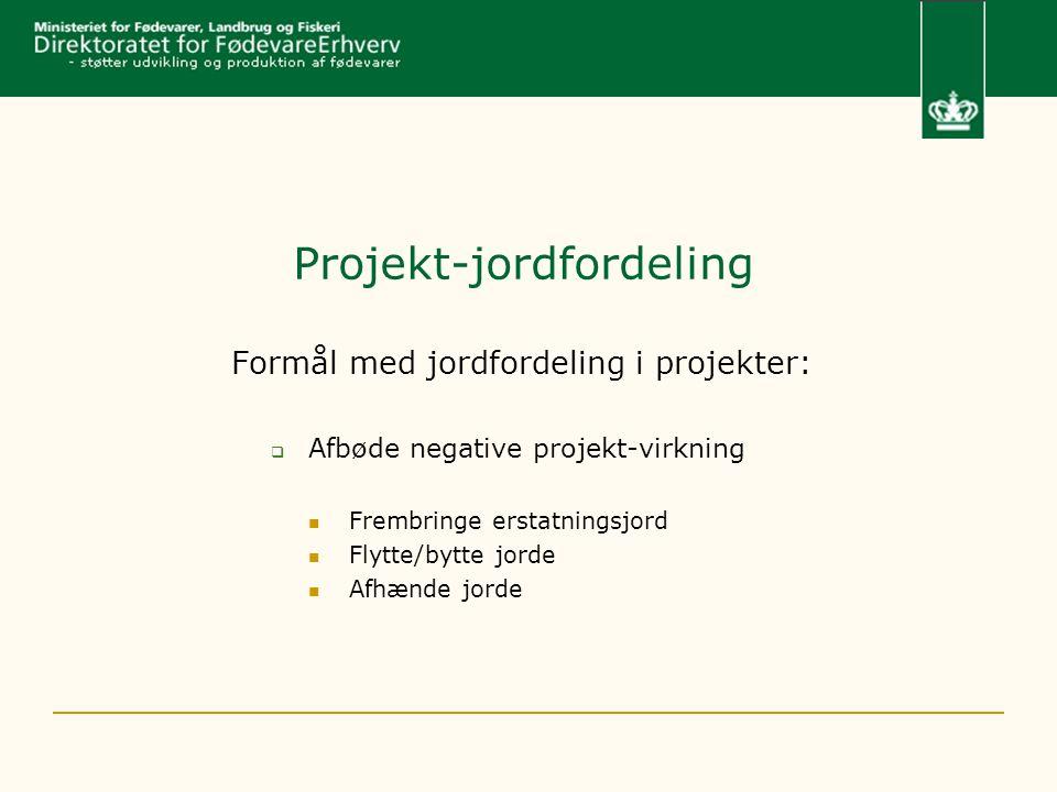 Projekt-jordfordeling