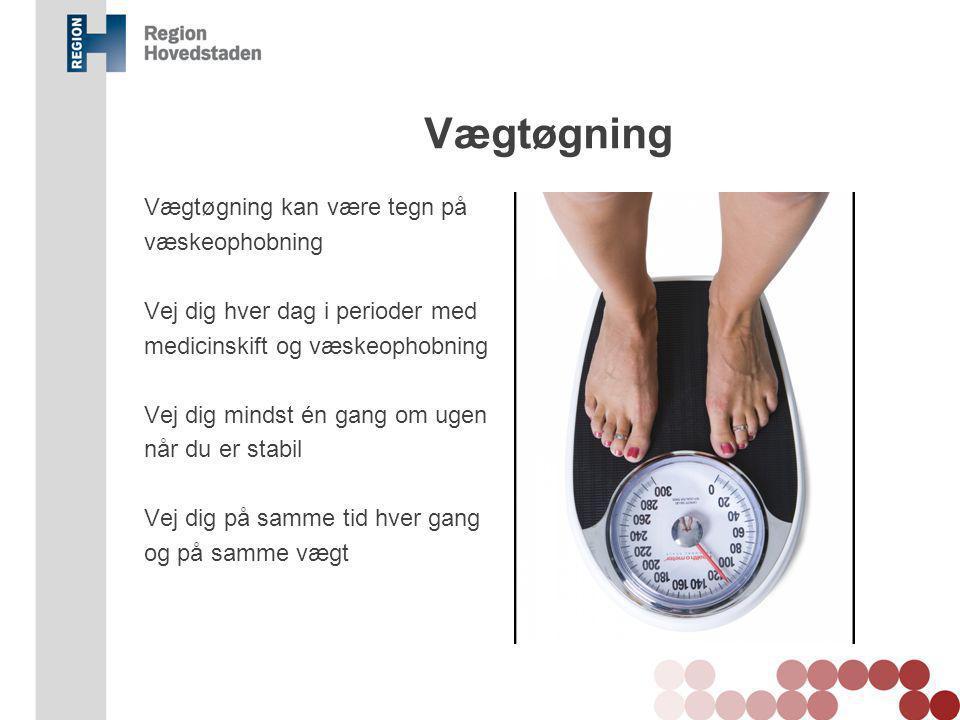 Vægtøgning