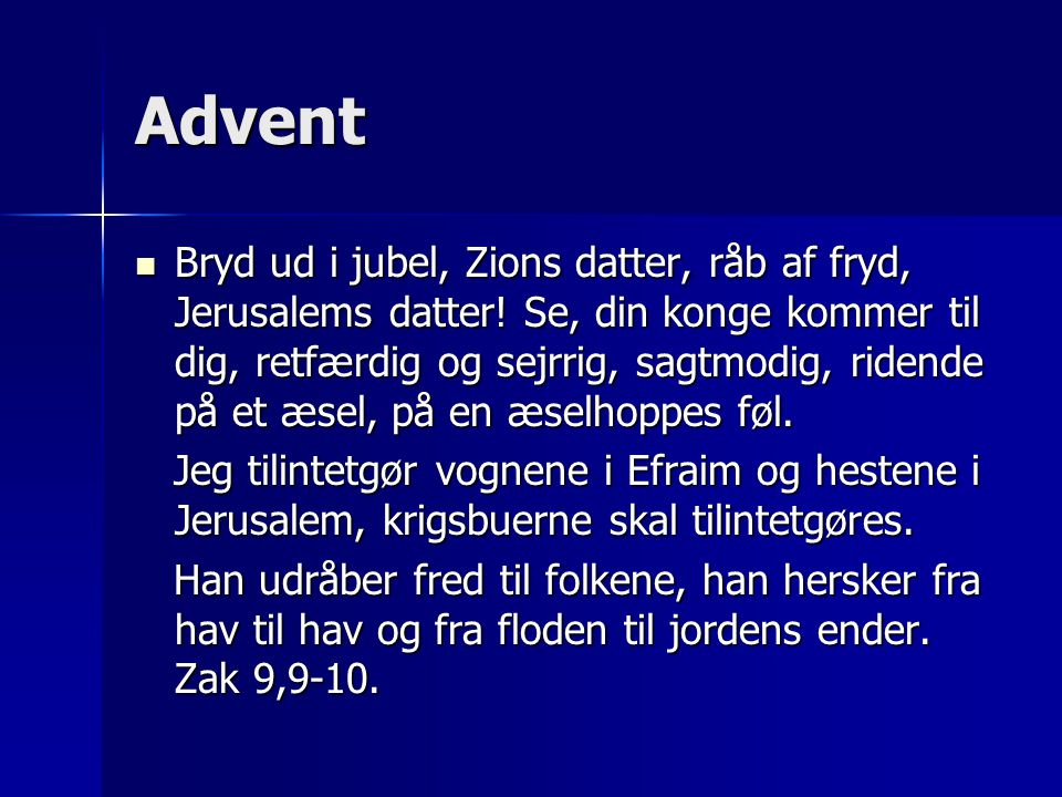 indtoget i jerusalem