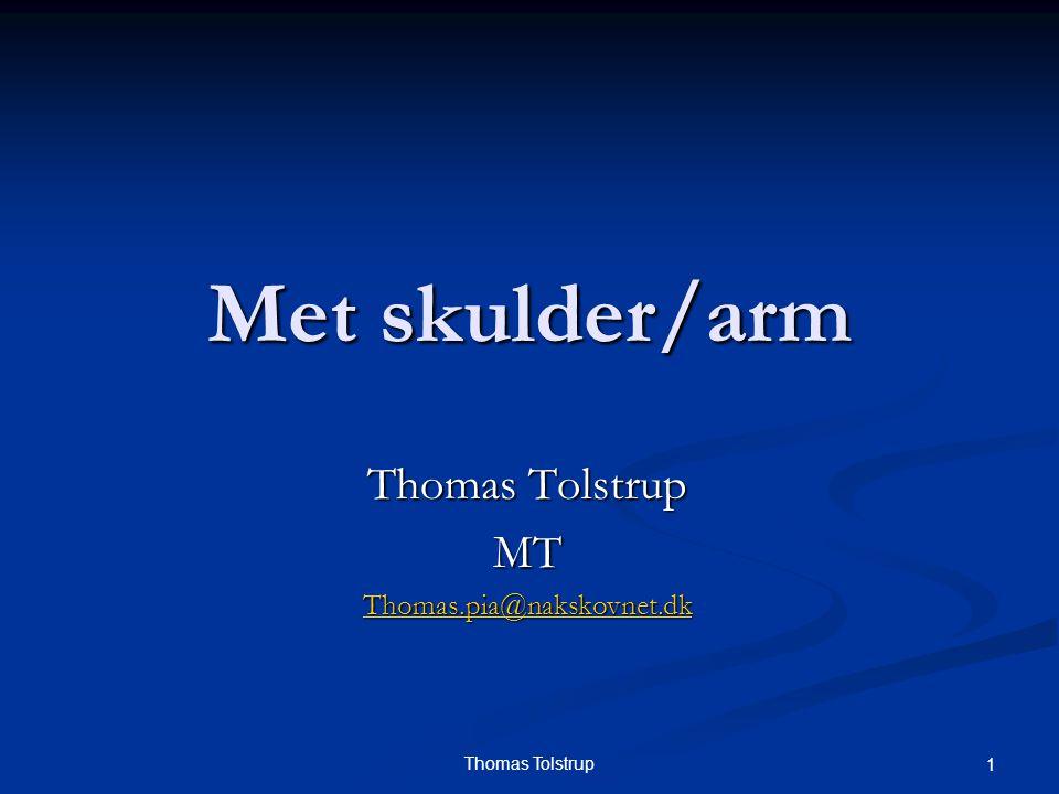 Thomas Tolstrup MT Thomas.pia@nakskovnet.dk