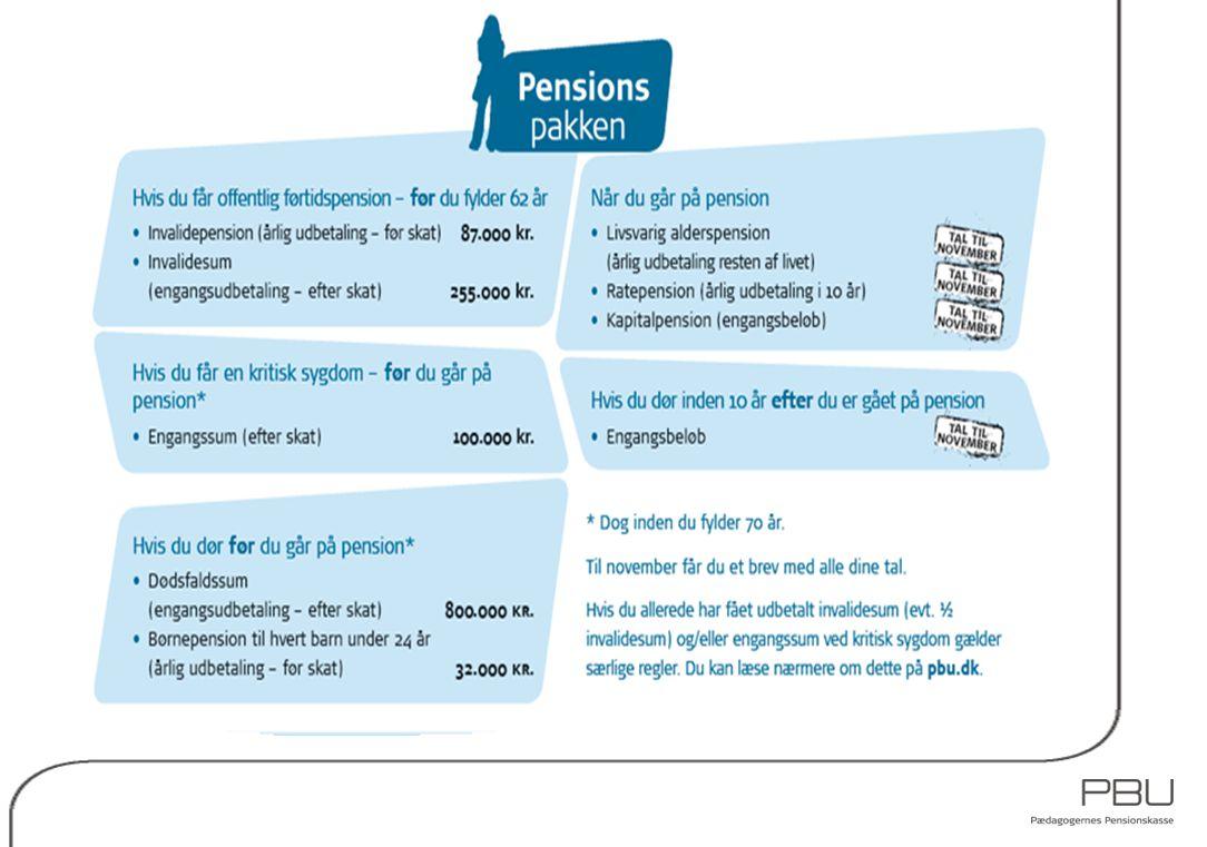 Pensionspakken 2014