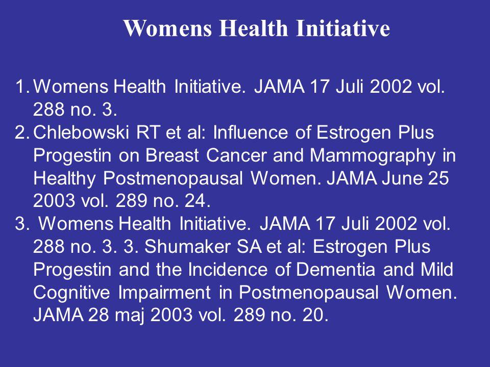 Womens Health Initiative