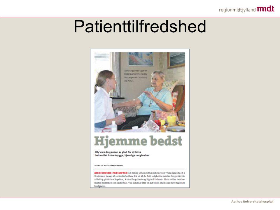 Patienttilfredshed