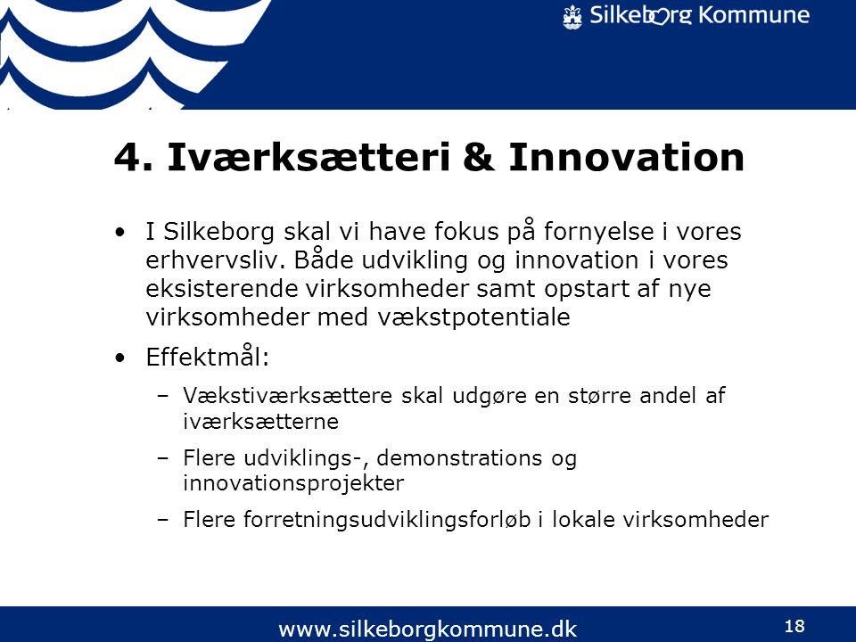 4. Iværksætteri & Innovation