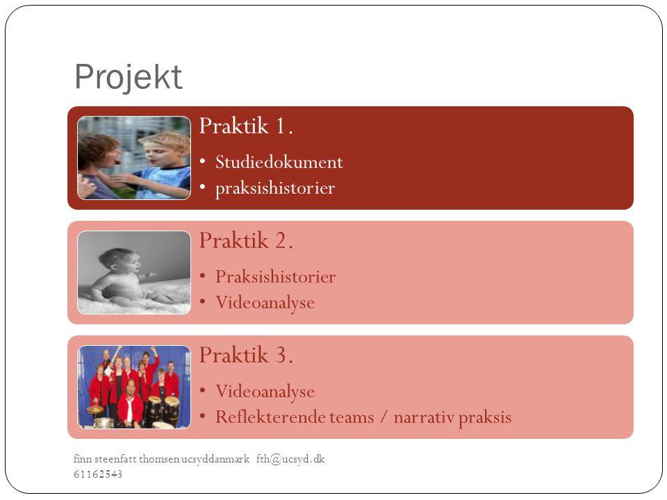 Projekt finn steenfatt thomsen ucsyddanmark fth@ucsyd.dk 61162543