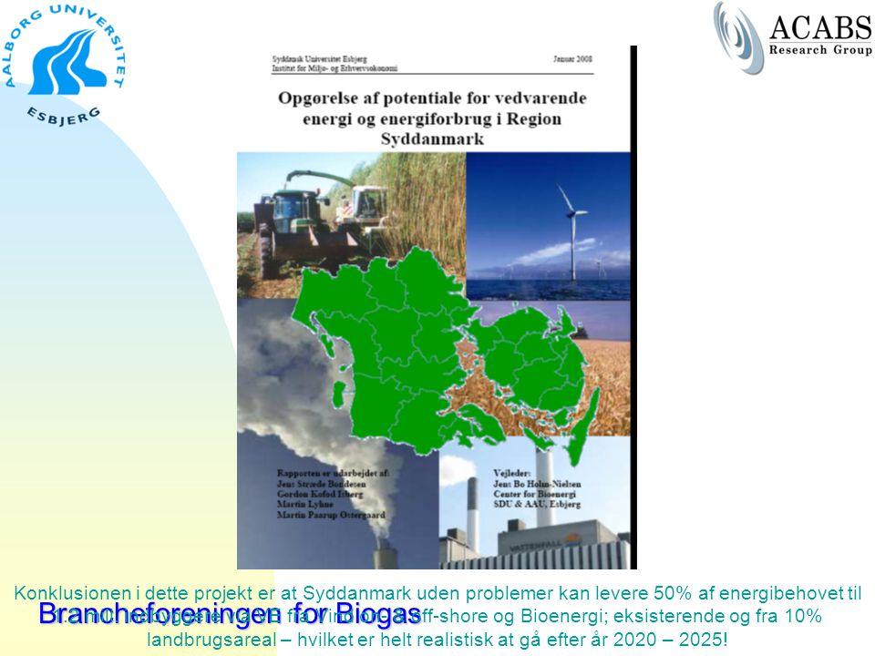 Brancheforeningen for Biogas