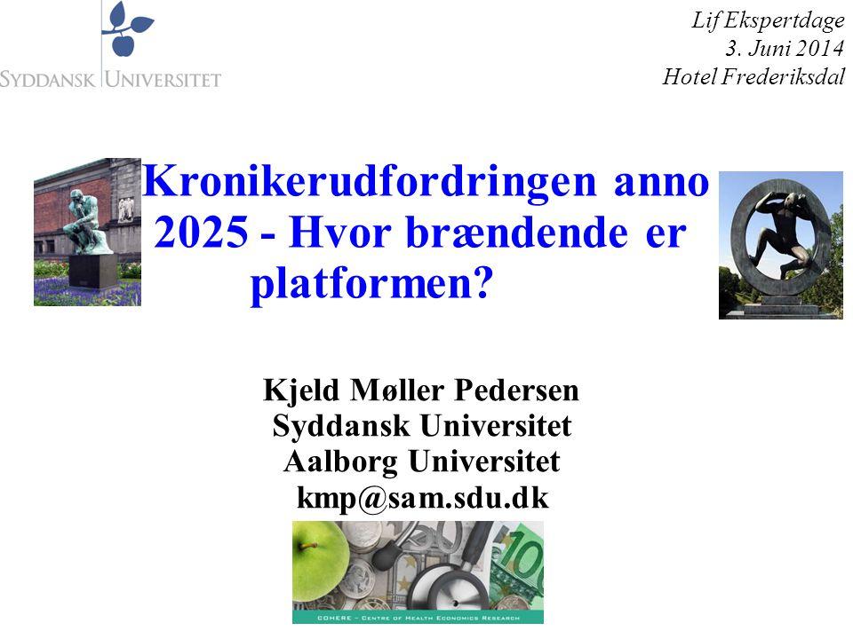 Kronikerudfordringen anno 2025 - Hvor brændende er platformen