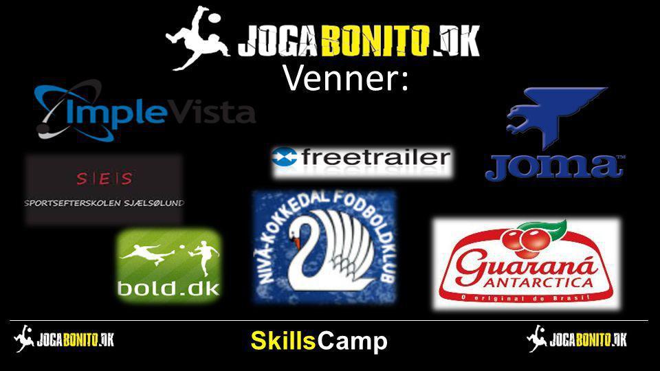 Venner: SkillsCamp