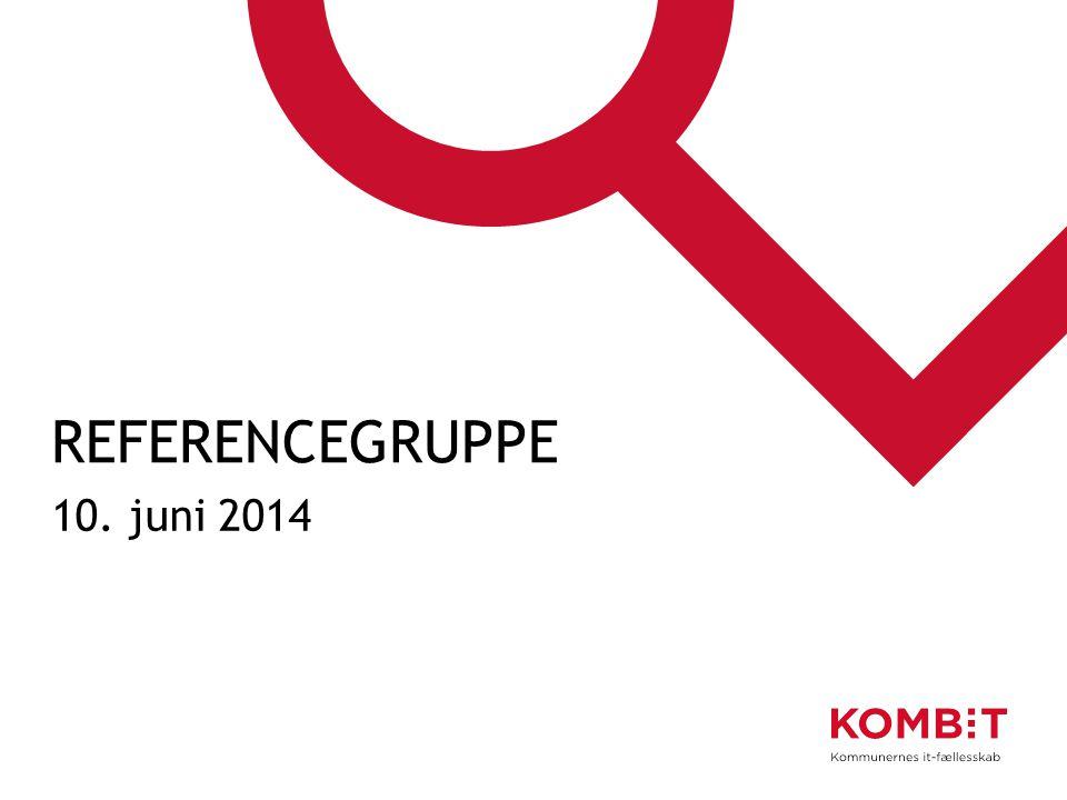 Referencegruppe 10. juni 2014