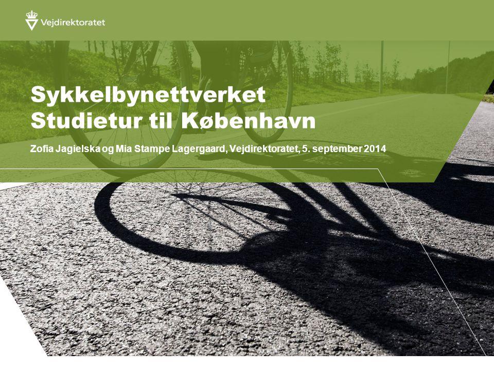 Sykkelbynettverket Studietur til København