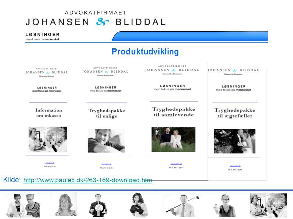 Produktudvikling Kilde: http://www.paulex.dk/263-169-download.htm