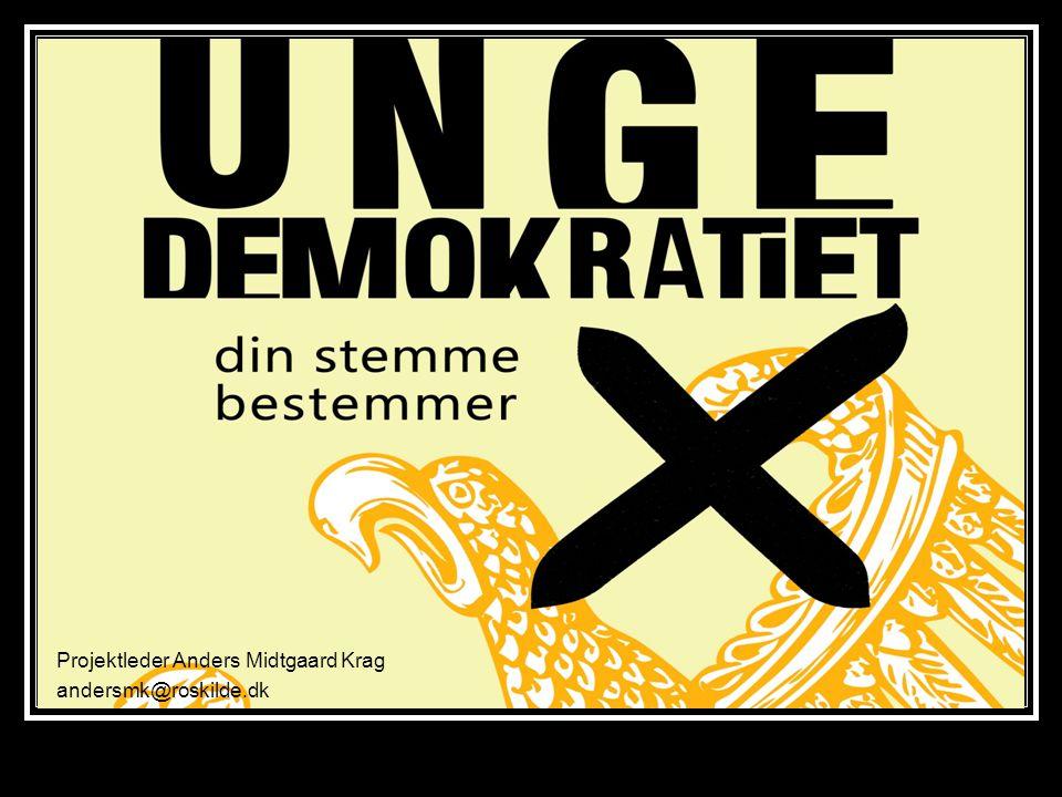 Projektleder Anders Midtgaard Krag
